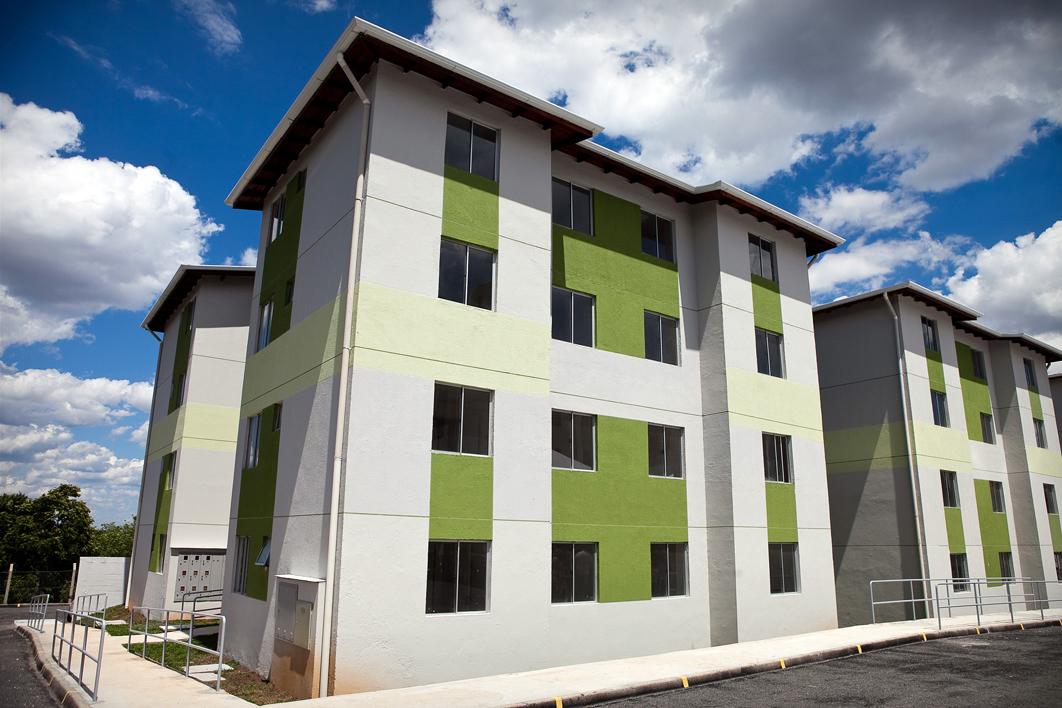 Quem adquiriu a casa própria no auge do Minha Casa Minha Vida agora usa o imóvel para obter residências melhores Crédito: Prefeitura de Curitiba/SMCS