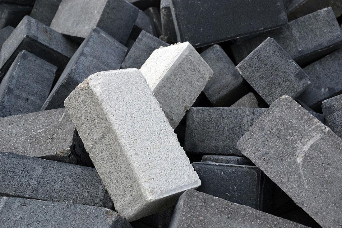 Pesquisa do laboratório londrino The Concrete Centre mostra que blocos de concreto são muito eficazes na absorção de CO₂ Crédito: PxHere
