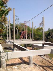 Ao fazer o projeto estrutural de casas térreas e sobrados, o correto é seguir a ABNT NBR 6118 Crédito: Pinterest